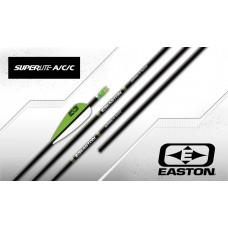 Easton ACC Arrows with Plastifletch Vanes (-00 sizes) (set of 12) : ES57